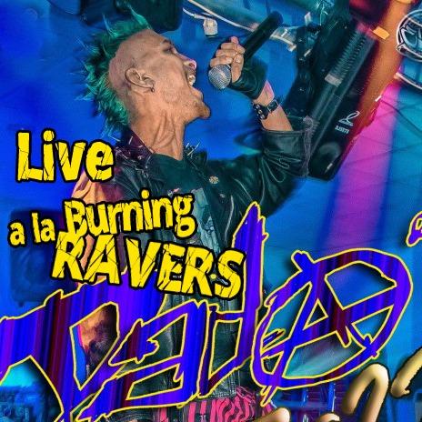 DadA @ Burning Ravers (Live Electro-Punk - 2013)