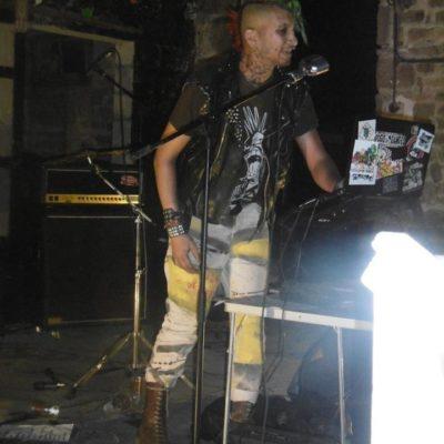 Concert Punk la petite motte Normandie 2016