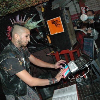 Concert punk la Motte bretagne 2016
