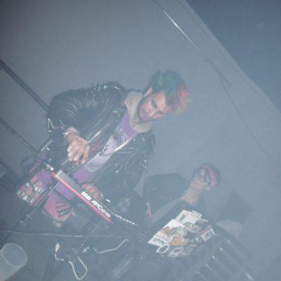 Concert Punk chollet Bretagne 2017